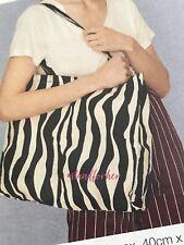 Avon ZEBRA Tote Bag Print Slogan Shopper BRAND NEW & SEALED