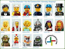 LEGO® 71000 Minifigure Series 9 YOU PICK character SAME DAY ship