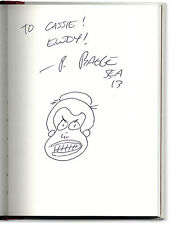 Woman Rebel The Margaret Sanger Story - Signed + Drawing by Peter Bagge - 1st Ed