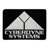 Cyberdyne Systems Movie Patch Iron On Patch Sew On Badge Patch Embroidery Patch