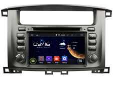AUTORADIO DVD/GPS/NAVI/ANDROID 5.1/BT/DAB* For TOYOTA LAND CRUISER 100 A7071