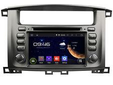 AUTORADIO DVD/GPS/NAVI/ANDROID 5.1/BT/DAB* For TOYOTA LAND CRUISER 100 A7071