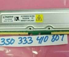 256MB  1RX8  RAMBUS  RIMM  800X16 800  184PIN  NON-ECC  SINGLE RANK 32X8  NONECC