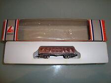Lima N gauge Offener Güterwagen / open wagon brown VGC boxed