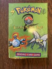 Lightning Bug Pokemon Theme Deck  Base Set 2