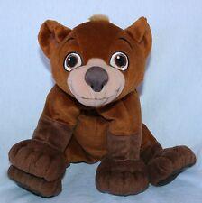 "Koda Brother Bear Disney plush Stuffed Animal toy 2003 9"""