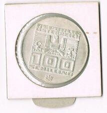 Olympia & Sport österreichische Münzen vor Euro-Einführung