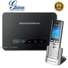 Grandstream DP750 + DP730 Bundle DECT VoIP Base Station with Cordless Handset HD