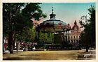 CPA St-Étienne (Loire) -Place Marengo le kiosque á musique Au fond... (294252)
