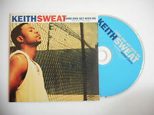 KEITH SWEAT : COME AND GET WITH ME feat. SNOOP DOGG [ CD SINGLE ] ~ PORT GRATUIT
