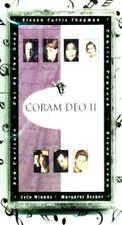 SEALED 1993 CORAM DEO CASSETTE II Christian Music multi artists WINANS CHAPMAN +