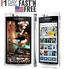 Original Unlocked Sony Ericsson Xperia arc S Lt18i 8Mp White Android Smartphone