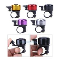 Bicycle Bell Cycling Alarm Horn Bike Handlebar Bell Horn Ring Safety Sound Alarm