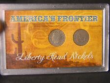 America's Frontier - Liberty Head Nickels (1911,1912)