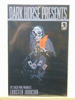 Dark Horse Presents #9 Lobster Johnson Mike Mignola 1st Print Comics CB8293
