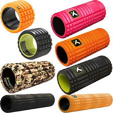 Trigger Point 'The Grid' FOAM ROLLERS MINI - V1 - V2 , GRID X, Gym, Yoga Pilates