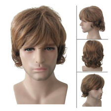 71b8ab606 Full Wig Heat Resistant Curly Synthetic Tyrion The Little Devil Cosplay Wigs