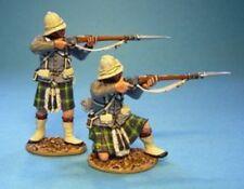 John Jenkins First Sud War GDH 06 Gordon Highlanders 2 Figures Firing New boxed