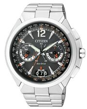 Citizen Satellite Wave GPS Watch. Advanced Satellite Timekeeping. CC1090-52E