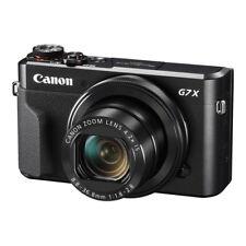 NEU Canon PowerShot G7 X Mark II 20.1MP Digitale Kompaktkamera SCHWARZ