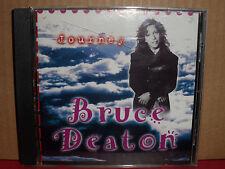 Bruce Deaton - Journey CD VG+ Condition RARE