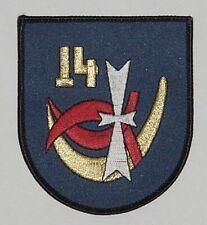 """Patch Patch insignia submarino U-Boot """"u14"""" s193... a4659"""