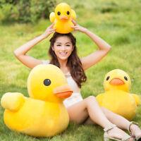 1PC 30cm Giant Yellow Duck Stuffed Animal Plush Soft Toys Doll Pillow Kids Gift