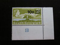 South Georgia #27 Mint Never Hinged - (W8) I Combine Shipping