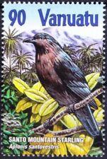 Santo Starling, Birds, Vanuatu 2001 MNH