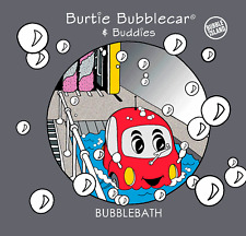 BUBBLEBATH -  Burtie Bubblecar & Buddies