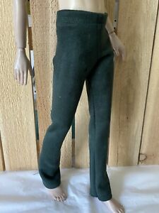 "Matt O'Neill 17"" Doll Tonner Outfit Fashion - Deep Green Faux Suede Pants"