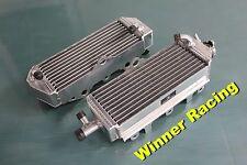 L&R aluminum radiator for Suzuki RM125 RM 125 2-stroke 1992-1995 1993 1994