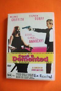 Cecil B Demented DVD GC Ex Rental Melanie Griffith, Stephen Dorff, Alicia Witt