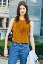 Zara Brown Tops & Shirts for Women