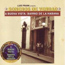 SONEROS DE VERDAD Buena Vista: Barrio De La Habana CD NEW