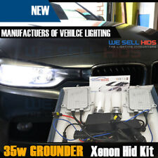 CANBUS GROUNDER HID XENON CONVERSION SLIM KIT H7R 35w BMW E90 LCI E91 E81 E87