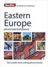 Berlitz Language: Eastern Europe Phrase Book & Dictionary: Albanian, Bulgarian,
