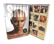 Signed Book - It Takes Blood and Guts by Skin Skunk Anansie First Edition 1st P