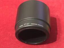 Canon ET 67 Paraluce per EF100mm f2.8 Macro USM