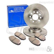 Ate discos de freno + pastillas de freno delantero ø278 Mazda 5 3 3 parte trasera escalonada 3874189