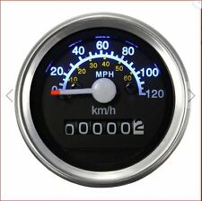 motorcycle,mini,mph,kph,speedo,Odometer,streetfighter,Chop,Trike,universal,