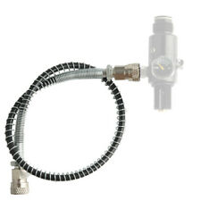 4500Psi Paintball PC[ Air High Pressure Hose Line With M10 Female Connector New