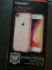 Spigen iPhone 8/7 Ultra Hybrid Tm 2 Rose Crystal (New)