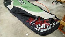 2010 Ozone C4 10m Kiteboarding kite - for parts only