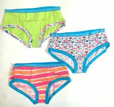 Fruit of the Loom Girls' Cotton Blend Underwear (Sizes 4 & Up)