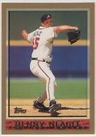 1998 Topps Baseball Atlanta Braves Team Set