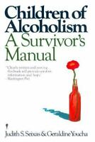 Children of Alcoholism: A Survivor's Manual paperback book FREE SHIPPING