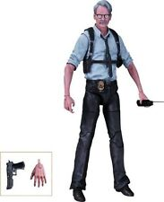 DC Collectibles Batman Arkham Knight Commissioner Gordon Figure No8