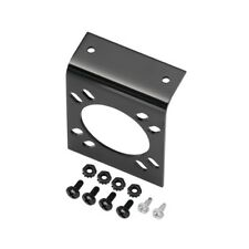 Tow Ready 7-Way Mounting Bracket For OEM & After Market Connectors W/ Hardware