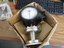 Nks Pressure Guage Model Kan 1090 New Old Stock Lt